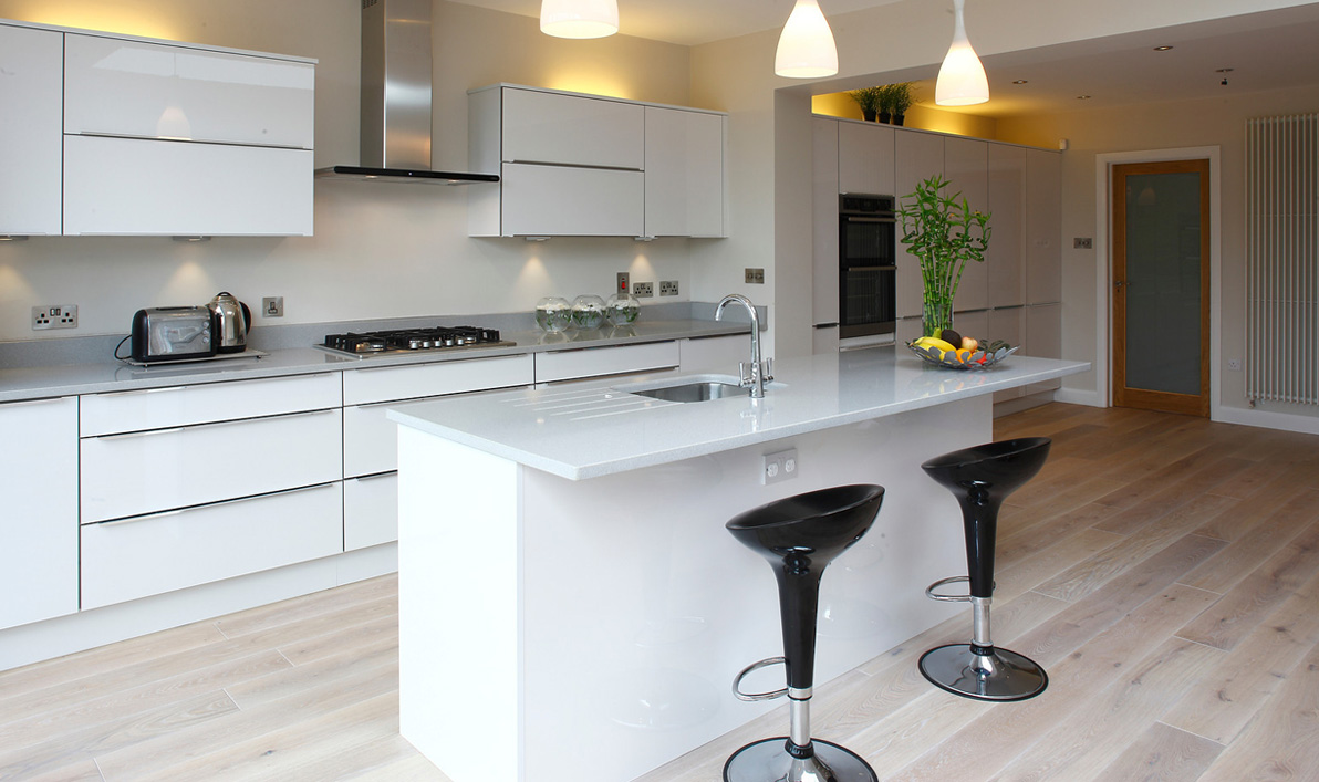 Nolan Kitchens ‑ Horizon Modern Gloss Kitchens