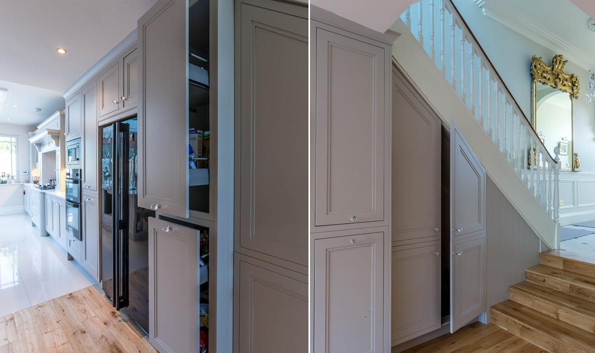 Nolan kitchens mayfair in frame in frame kitchens