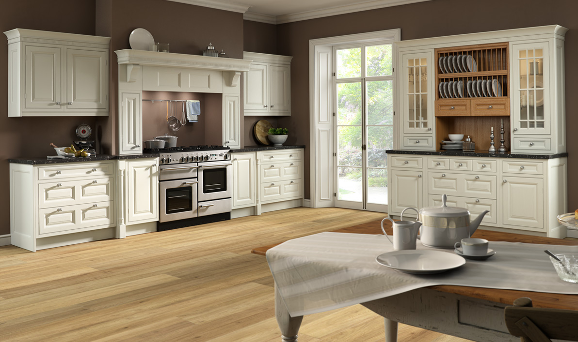 Nolan kitchens raised panel in frame kitchens for Kitchen designs ireland