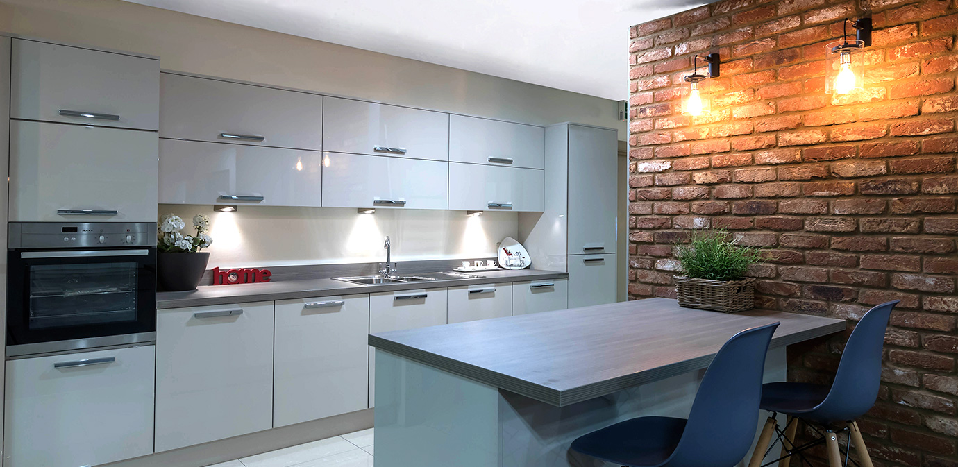 Nolan kitchens sudbury contemporary kitchen for Kitchen ideas ireland