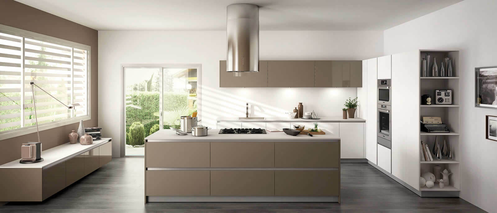 Kitchens nolan kitchens contemporary kitchens fitted kitchens - Images of kitchens ...