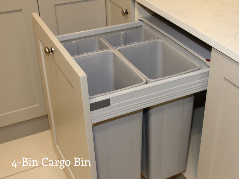 Delightful ... Kitchen Accessories   4 Bin Cargo ...