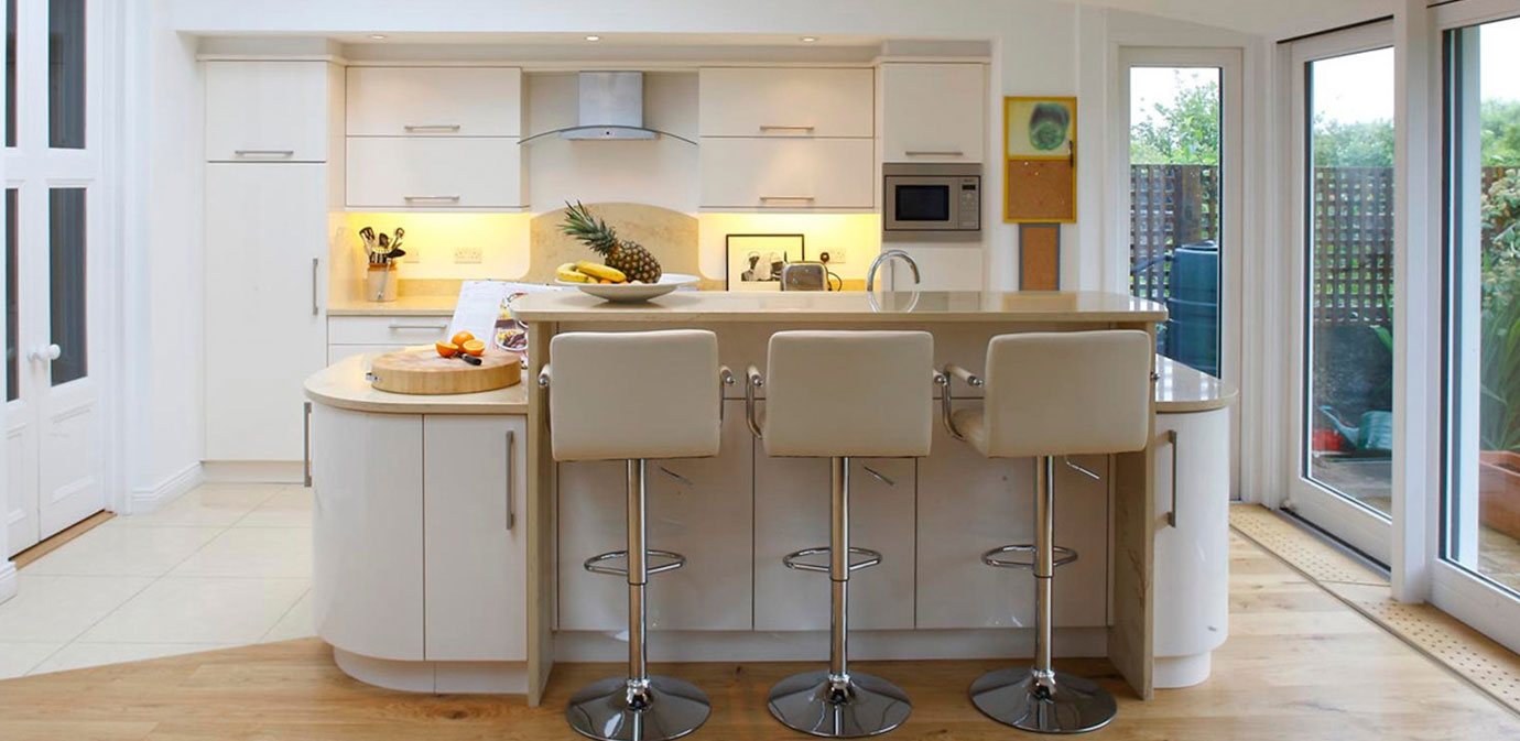 Cream Kitchen Nolan Kitchens Cream High Gloss Kitchen