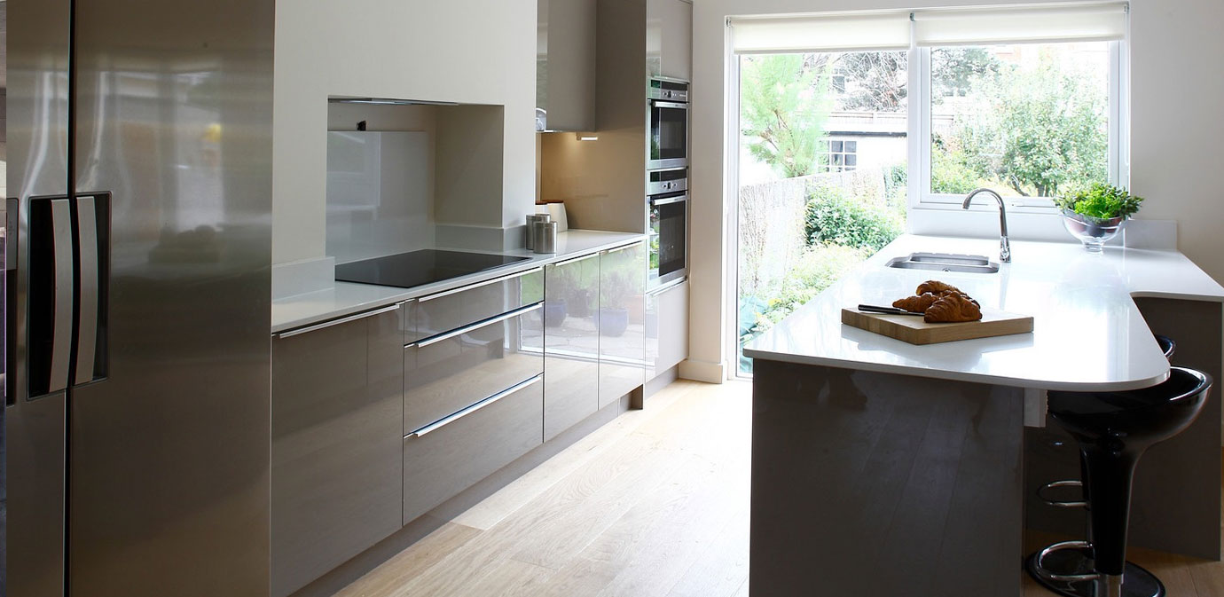 Nolan kitchens horizon high gloss kitchen for Bathroom planner ireland