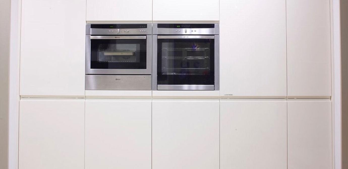 Linear Matt Kitchen
