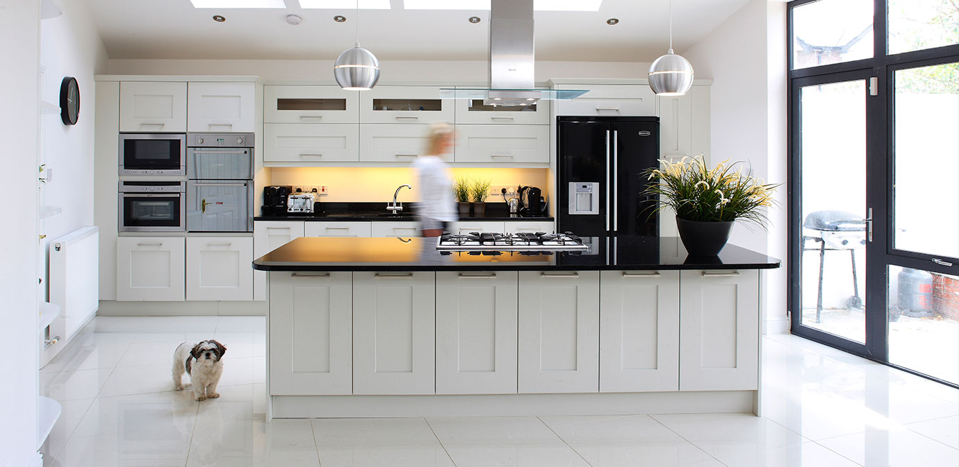 Nolan kitchens simpson contemporary kitchen for Kitchen designs ireland